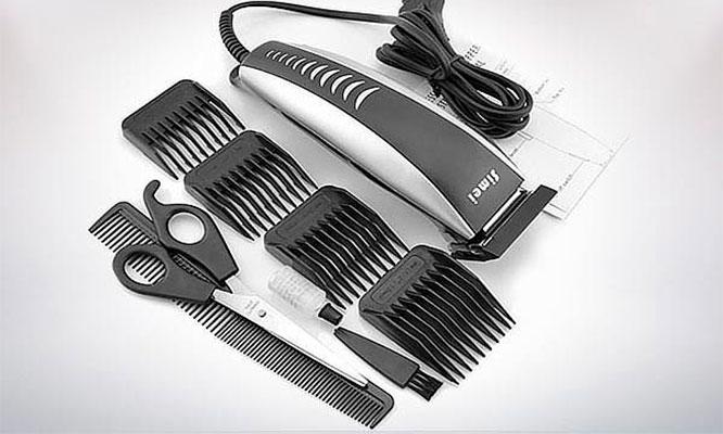 Kit completo de maquina para cortar cabello ¡Delivery en 24 hrs!