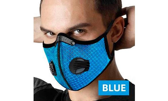 Mascarillas deportivas Sport Mask de Poliester ¡Incluye Delivery!