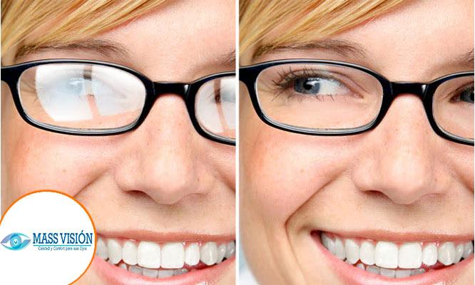 Lentes Multifocales Progresivos HD en resinas UV Antirreflex lentes de sol y mas