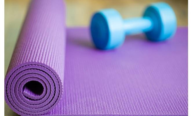Colchoneta Mat de Yoga Ecofriendly en lindos colores a eleccion ¡Incluye delivery!
