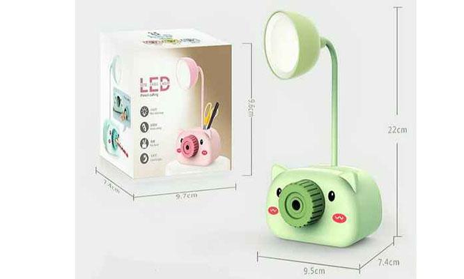 Lampara led 3 en 1 tajador porta celular y lampara recargable ¡Incluye delivery!