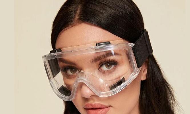 Gafas de Proteccion ajustables maxi para adultos¡Incluye delivery!