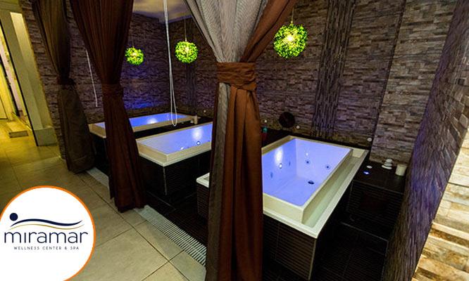 Full day Spa parejas con masajes hidromasaje o sauna y mas