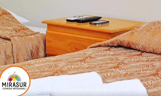 2D/1N eh habitacion matrimonial con opcion a matrimonial familiar doble o bungalow