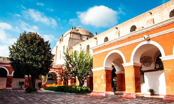 Arequipa 4D/3NAQP Colca Sta Catalina Tours City & Campiña y Colca y mas