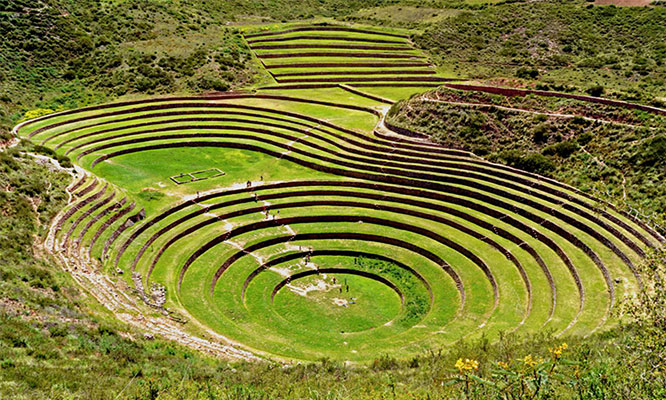 Cusco Full day en las maravillosas salineras de Maras y andenes de Moray