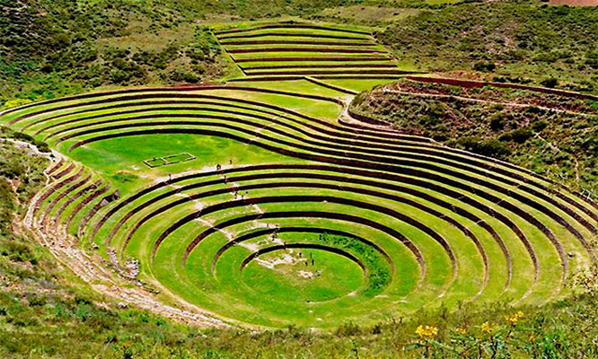 Cusco 4D/3N5D/4N6D/5N City Tour Valle Sagrado MachuPicchu opcion a Maras y Moray