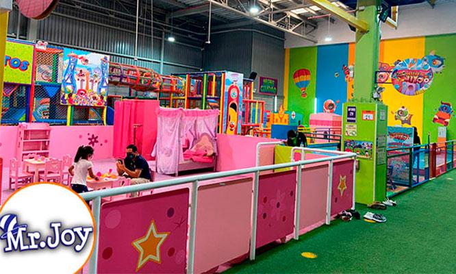 Mr Joy Real Plaza Puruchuco Entrada Joy Planet para 1 persona - 120 min o 2 hrs de juego en Mr joy Big Lima