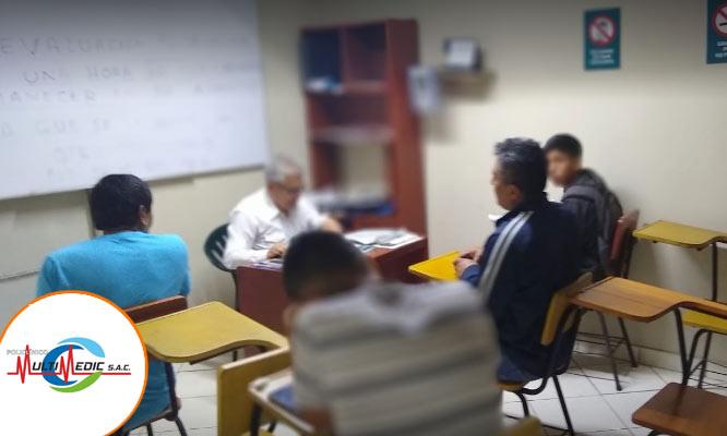 Examen Medico para Brevete BREÑA nuevo revalidacion y recategorizacion y mas