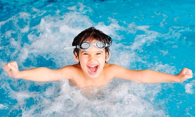 Miraflores Natacion para niños y adultos 8 12 16 o 24 clases