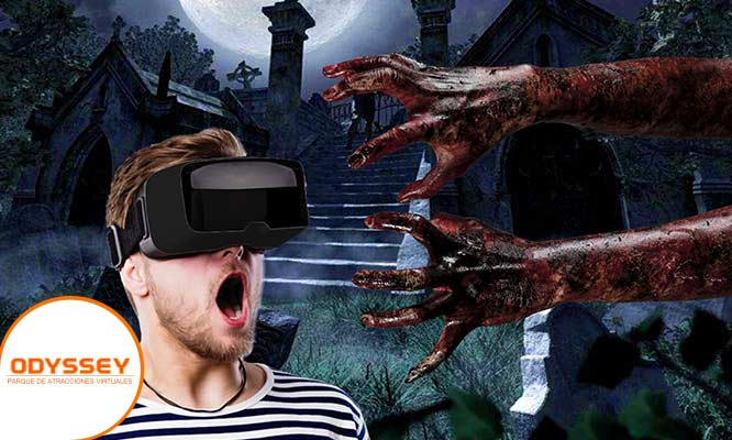 ODYSSEY Full Day Pass pulsera VIP ilimitada para realidad virtual