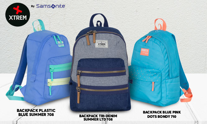 Delivery Mochila Xtreme by Samsonite® Elige modelo y color