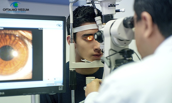 Consulta oftalmologica Examenes preventivos