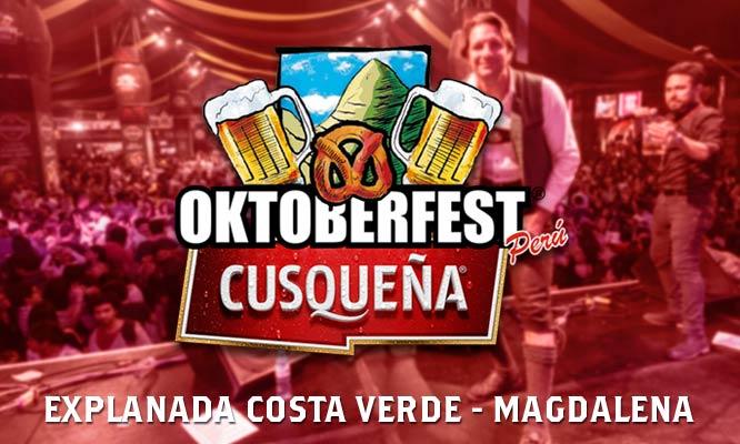 Oktoberfest Peru 2018 entradas con descuento