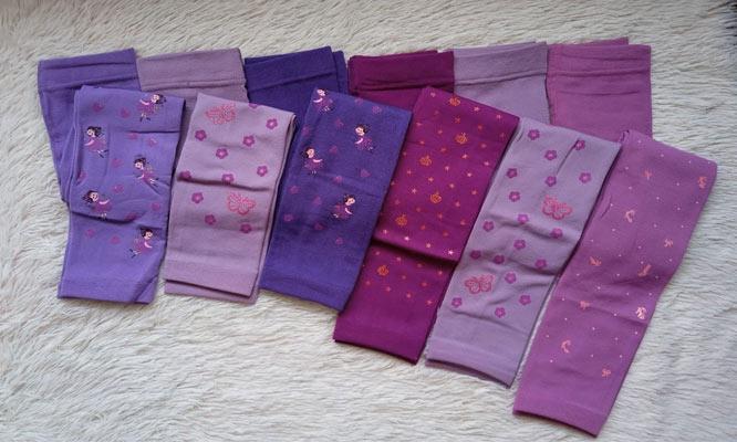 Leggins calentadores para niñas en lindos colores y tallas a eleccion ¡Escoge el tuyo!