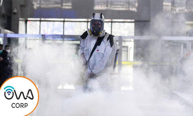 Desinfeccion de casa o departamento hasta 100m2 auto ¡Incluye movilidad*!