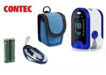 Pulsioximetro CONTEC electronico medidor de oxigeno
