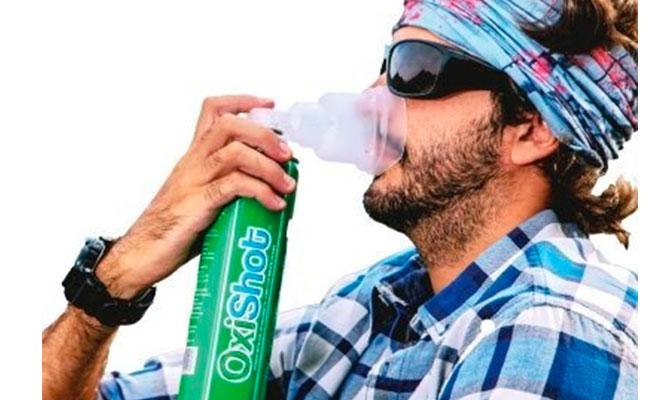 Oxishot (Oxigeno Medicinal) por 46 lt o 8 lt segun elijas ¡Incluye Delivery!