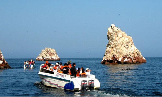 Paracas 2D/1N Islas Ballestas