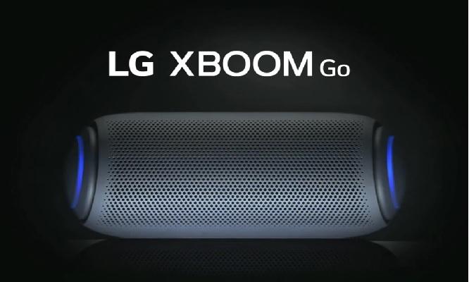 Parlante Bluetooth XBOOM Go PL5 de LG ¡Disfruta de un sonido extraordinario!