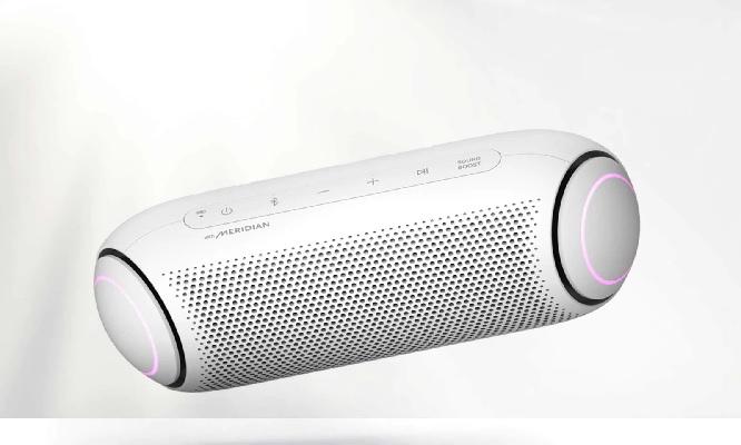 Parlante Bluetooth XBOOM Go PL5W de LG ¡Disfruta de un sonido extraordinario!