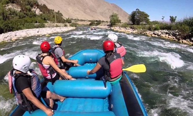 Full Day para 2 Cerro Azul Lunahuana y Catapalla con Peru en Ruta
