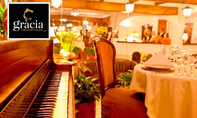 Miraflores Cena romantica para dos con piano en vivo este 14 de febrero