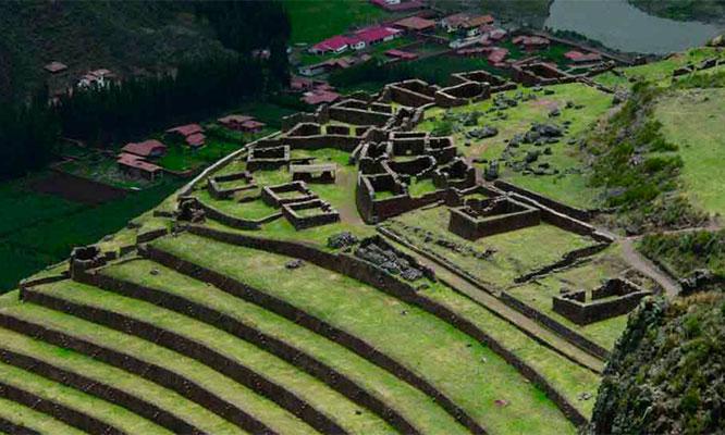Citytour al Valle Sagrado Pisac - Ollantaytambo - Chincheros