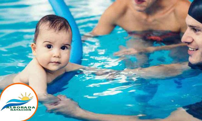 Surco 4 8 o 12 clases de natacion para mama bebe niños y adultos horario a elegir