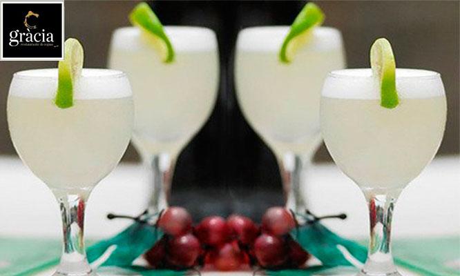 Miraflores After office para 2 con bebidas fuente de piqueo gourmet