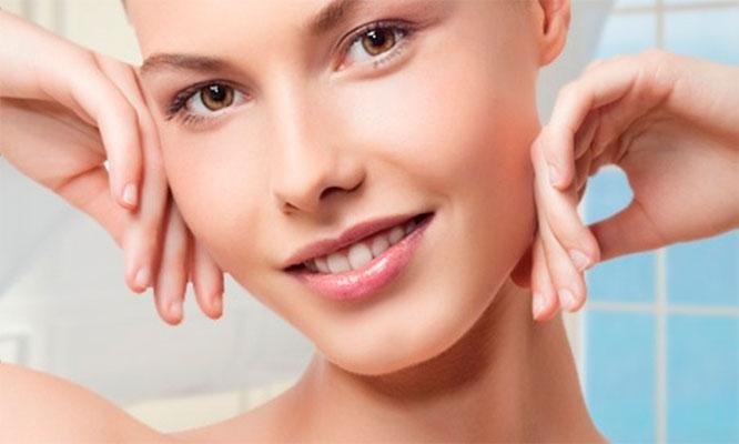 6 tubos de Plasma rico en plaquetas en rostro y escote