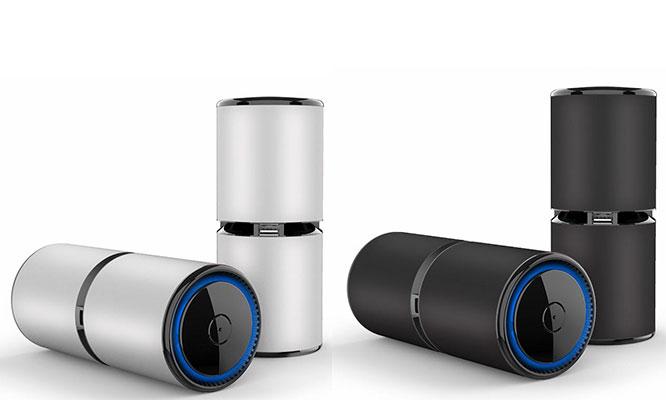 Purificador de aire con ozono color a elegir