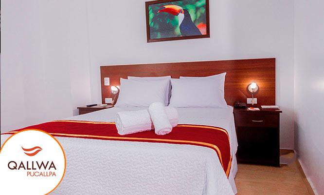 Pucallpa 2D/1N para 2 en habitacion Matrimonial standard