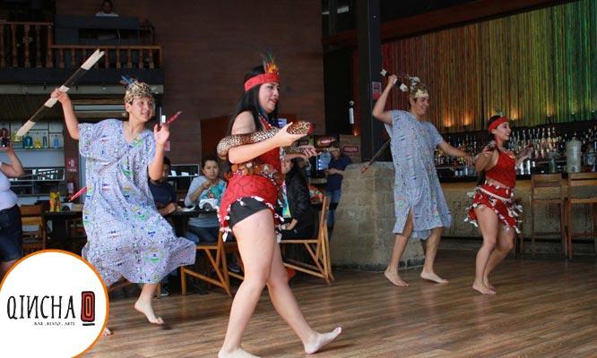 Quincha Buffet criollo show de danzas ¡Muestra el cupon desde tu celular!