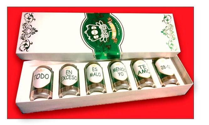 Ramo chelero personalizado de 2 4 o 6 latas delivery