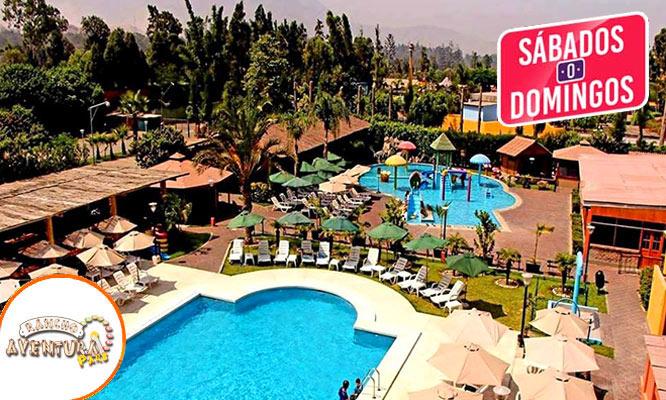Rancho aventura Pulsera full day para juegos mecanicos y parque acuatico (valido para sabados y domingos)