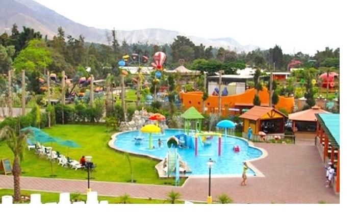 Rancho aventura Pulsera full day para juegos mecanicos y parque acuatico