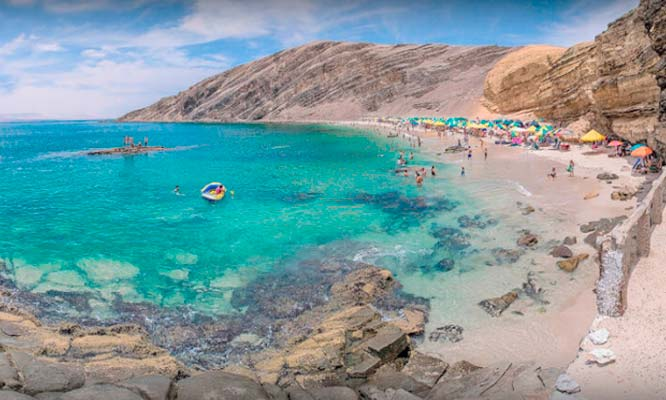 Paracas Full day de playas de la Reserva Nacional de Paracas