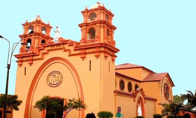 Recorrido de Semana Santa por 7 Iglesias de Miraflores San Isidro y Barranco y mas
