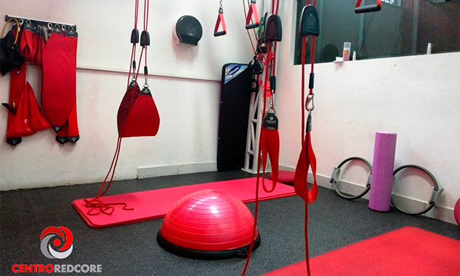 5 sesiones de terapia fisica o pilates segun elijas en Centro Redcore
