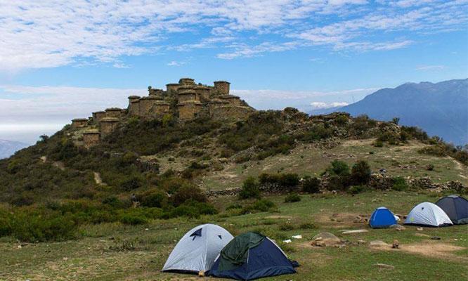 Campamento 2D/1N en Rupac trekking traslados guia y mas