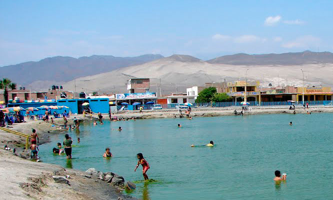 Full day Chilca - Quilmana - Azpitia con transporte tour guias y mas
