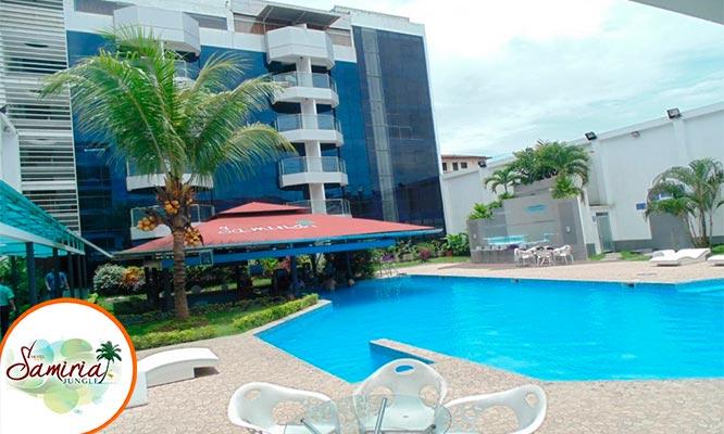 Iquitos TODO INCLUIDO Habitaciones Traslados Discoteca Noa Noa - Saquara Tour al rio Amazonas y mas