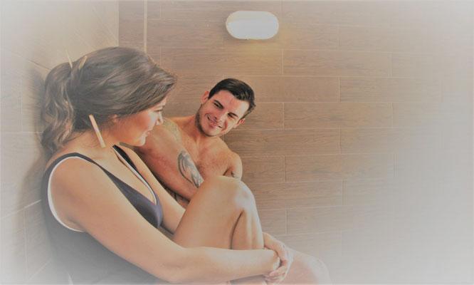 Dia de Spa para dos incluye Sauna ducha española masajes bebidas
