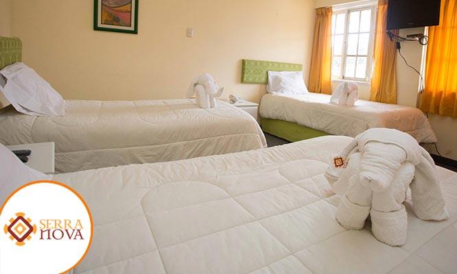 Cajamarca 1 2 3 noches para 2 4 o 5 personas desayunos acceso a poza termal