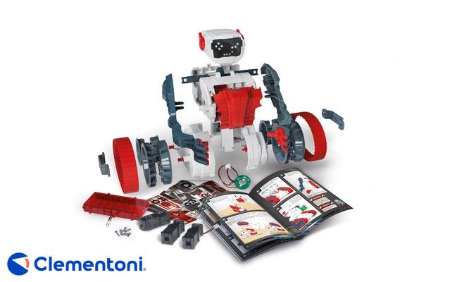 ROBOT EVOLUCION Clementoni® delivery