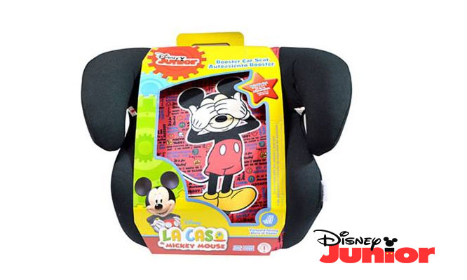 Disney Baby® Silla de Auto Booster Mickey Mouse o Minnie Mouse delivery
