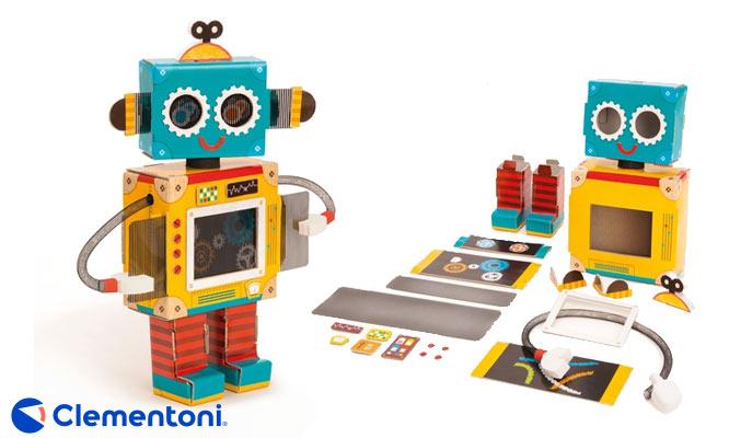 Clementoni® Crea tu Robot Crea tu Acuario Crea animales de la selva delivery
