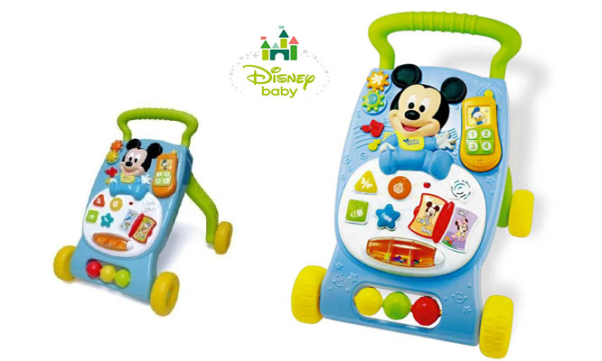 Disney Baby® Caminador Baby Mickey delivery