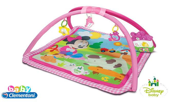 Disney Baby - Baby Clementoni® Minnie Mouse - Gimnasio Actividades Minnie delivery